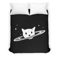 Saturn the Cat - duvet-cover - small view