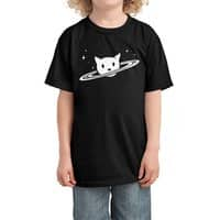 Saturn the Cat - kids-tee - small view