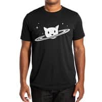 Saturn the Cat - mens-extra-soft-tee - small view