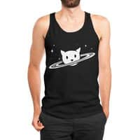 Saturn the Cat - mens-jersey-tank - small view