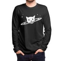 Saturn the Cat - mens-long-sleeve-tee - small view