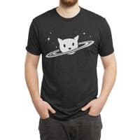 Saturn the Cat - mens-triblend-tee - small view