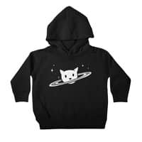 Saturn the Cat - toddler-pullover-hoody - small view