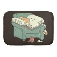 book reads - bath-mat - small view