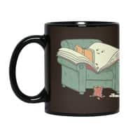 book reads - black-mug - small view