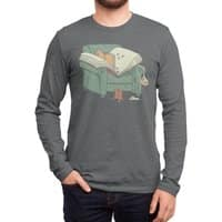 book reads - mens-long-sleeve-tee - small view