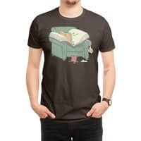 book reads - mens-regular-tee - small view