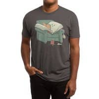 book reads - mens-triblend-tee - small view
