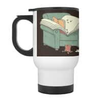 book reads - travel-mug-with-handle - small view