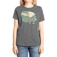 book reads - womens-extra-soft-tee - small view
