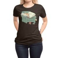 book reads - womens-regular-tee - small view