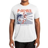 Wave Warrior - mens-extra-soft-tee - small view