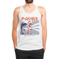 Wave Warrior - mens-jersey-tank - small view