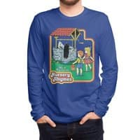 My Favorite Nursery Rhymes - mens-long-sleeve-tee - small view
