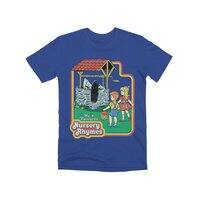 My Favorite Nursery Rhymes - mens-premium-tee - small view