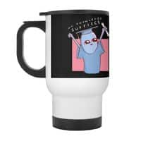 Strange Planet: My Knowledge Suffices - travel-mug-with-handle - small view