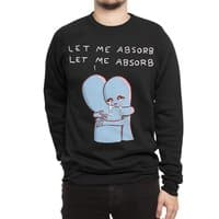 Strange Planet: Let Me Absorb - crew-sweatshirt - small view
