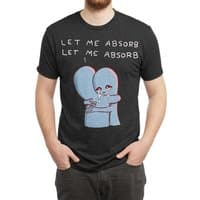 Strange Planet: Let Me Absorb - mens-triblend-tee - small view