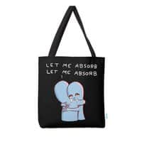 Strange Planet: Let Me Absorb - tote-bag - small view
