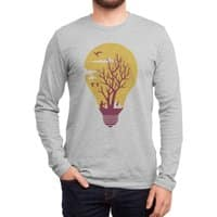 Unwind - mens-long-sleeve-tee - small view