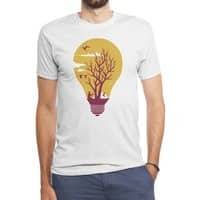Unwind - mens-triblend-tee - small view