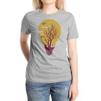 Unwind - womens-extra-soft-tee - small view