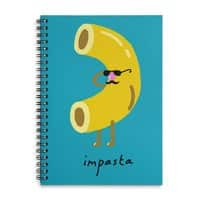 impasta - spiral-notebook - small view