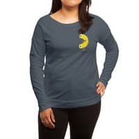 impasta - womens-long-sleeve-terry-scoop - small view