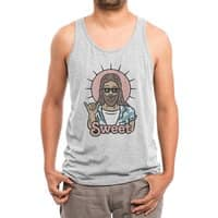 Sweet Jesus - mens-triblend-tank - small view