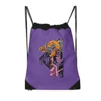 Exploded Skullborg - drawstring-bag - small view