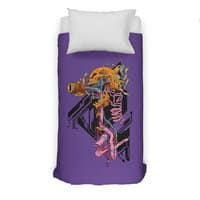 Exploded Skullborg - duvet-cover - small view