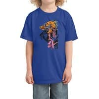 Exploded Skullborg - kids-tee - small view
