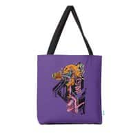 Exploded Skullborg - tote-bag - small view
