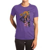 Exploded Skullborg - womens-extra-soft-tee - small view