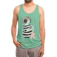 Not This Broadcast - mens-triblend-tank - small view