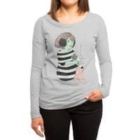 Not This Broadcast - womens-long-sleeve-terry-scoop - small view