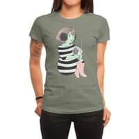 Not This Broadcast - womens-regular-tee - small view