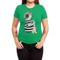 Not This Broadcast - womens-triblend-tee - small view