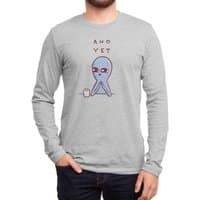 Strange Planet: And Yet - mens-long-sleeve-tee - small view