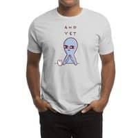 Strange Planet: And Yet - mens-regular-tee - small view