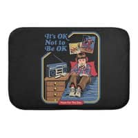 It's OK Not to Be OK - bath-mat - small view