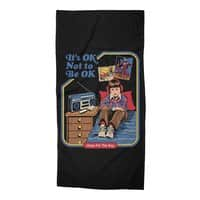 It's OK Not to Be OK - beach-towel - small view