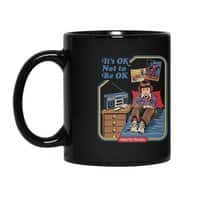 It's OK Not to Be OK - black-mug - small view