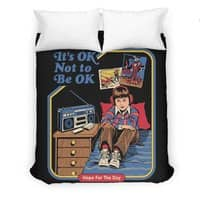 It's OK Not to Be OK - duvet-cover - small view