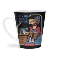 It's OK Not to Be OK - latte-mug - small view