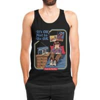 It's OK Not to Be OK - mens-jersey-tank - small view