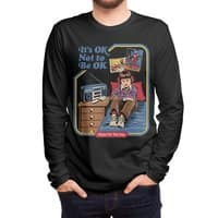 It's OK Not to Be OK - mens-long-sleeve-tee - small view