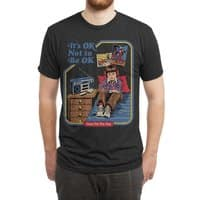 It's OK Not to Be OK - mens-triblend-tee - small view