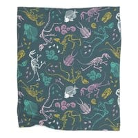 Dinosaurs - blanket - small view