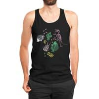 Dinosaurs - mens-jersey-tank - small view